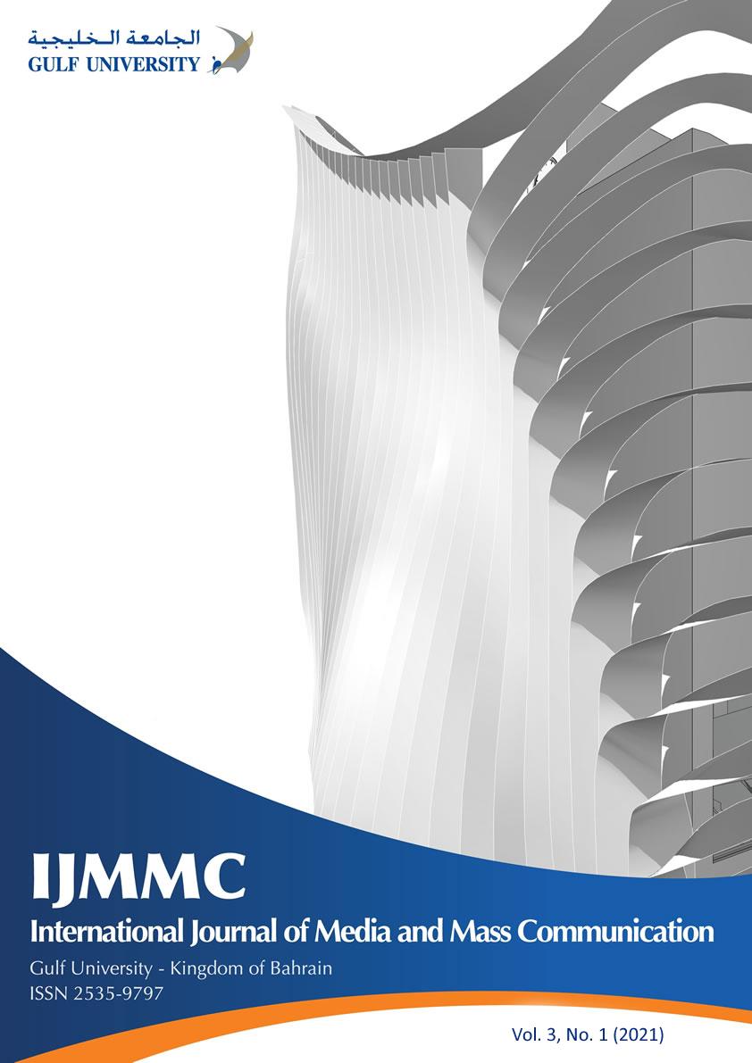 View Vol. 3 No. 1 (2021): International Journal of Media and Mass Communication (IJMMC)